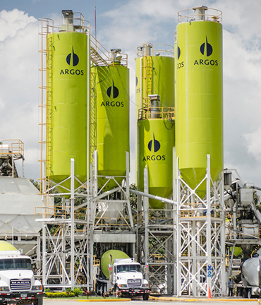 Cementos Argos, recognized as a world reference in sustainability